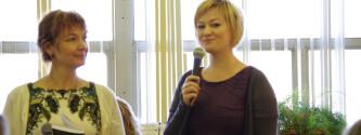 Spotkanie z Kitty Chappell Marzec 2012