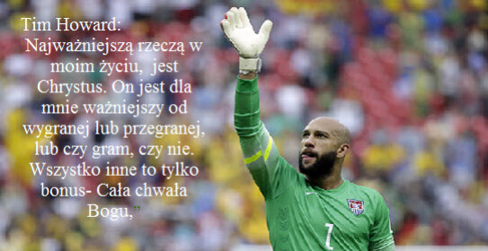 Tim Howard bramkarz