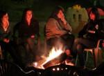 Przy ognisku w Erie podczas Family Week