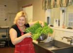 Polonijny Thanksgiving- Dla kobiet zielone najwazniejsze- mowa o warzywach