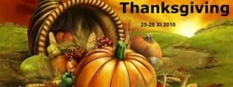 Polonijny Thanksgiving-Święto Dziękczynienia 2010