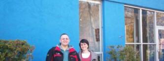 """Wizyta liderów Ośrodka """"Nowa Nadzieja"""", pazdziernik 2010"""