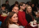 Art Gallery Kafe- przedswiateczne spotkanie- rozne koscioly, grupy- ten sam Pan Jezus