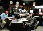 W studio Polskiego Radia w Nowym Jorku 910 AM Usmiech