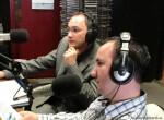 W studio Polskiego Radia w Nowym Jorku 910 AM_Marek z Henrykiem